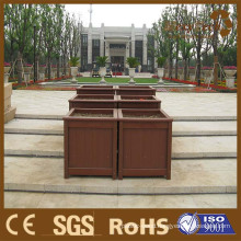WPC Wood Flower Pots, Can Be Customized