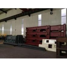 Custom steel fabrication parts