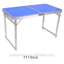Niceway mesa dobrável de alumínio mesa dobrável mesa de festa portátil