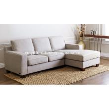 modern L shape living room corner sofa XYN2050