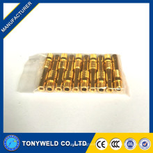 Suporte de ponta de contato da tocha de soldagem Panasonic mig / mag / CO2 350A
