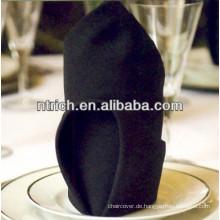 50x50cm billige Polyester Visum Abendessen Serviette
