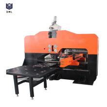 Steel Structure CNC Hydraulic Plate Punching Machine