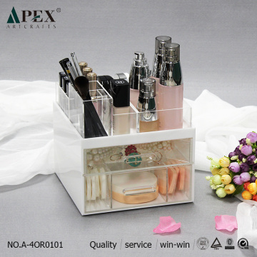 Acryl Make-up Beauty Organizer Box