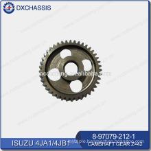 Genuine 4JA1/4JB1 Camshaft Gear Z=42 8-97079-212-1