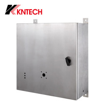 Wasserdichte Box IP65 Grad Knb8 Kntech Seitenansicht