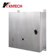 Коробочка водонепроницаемая степень IP65 Knb8 стороны Kntech вид