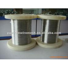 Cable de acero stianless de encuadernación