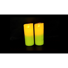 Customized Yellow Candle Festival Gifts