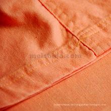 Enzyme Waschen, Silikon Waschen, Washed Cotton Gewebe Leinen Stoff