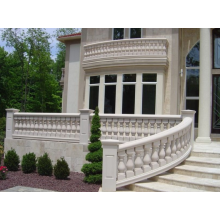 Hand Carving Stone Porch Railing