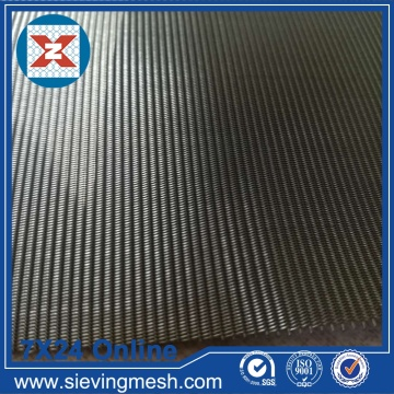 Wire Mesh Tenunan Belanda Twilled