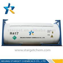 Gás Refrigerante R417