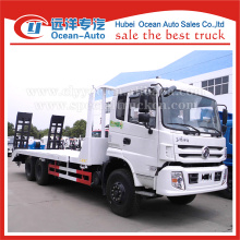 Dongfeng 6x4 drive new design flat deck truck