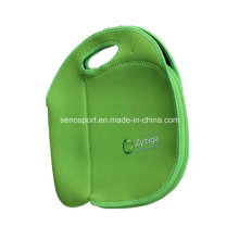 Wholesale Neoprene Kids Disposable Insulated Lunch Bag with Bottle Cooler (SNPB16)