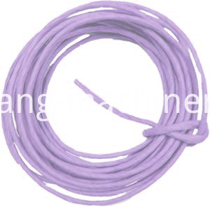Purple Twisted Paper Cord