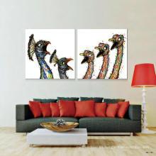 Pintura superior vendedora caliente de la lona de la calidad
