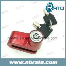 Kleine Alarm-Fahrrad-Disc-Schlüsselsystem-Sperre