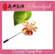 Vintage Style Rhinestone Crystal Wedding Bridal Bouquet Flower Brooch