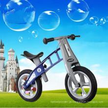 Novo modelo de plástico de equilíbrio de bicicleta para venda