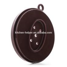 China Profissional Fabricante Ecofriendly Food Grade Resistente ao calor Colapsável Silicone Café Filtro / Dripper / Filtro / Funil