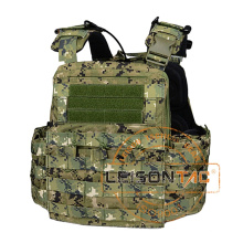 High Quality Molle System Military Tactical Vest, Body Armor Tactical Vest for tactical security outdoor game