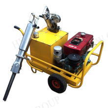 hengwang brand rock splitter hydraulic machine  Hydraulic Concrete Stone Breaker