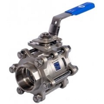 Válvulas de Fundição de Precisão (Aço Inoxidável)