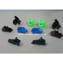 Piezas de plástico moldeadas por inyección de ABS