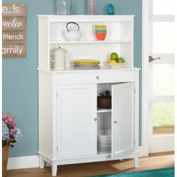 Los mejores muebles de cocina con puertas con estantes