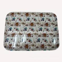 """100% Melamin Geschirr - """"France Bear"""" Serie Tablett / 100% Melamin Geschirr (FB9012)"""