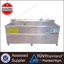 Küchen-Ausrüstungs-einzelne Behälter-kommerzielle benutzte Gemüse-Waschmaschine