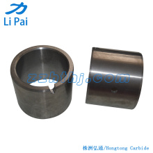 Customized Tungsten Carbide Sealing with Hole and Groove