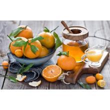100% organic citrus honey