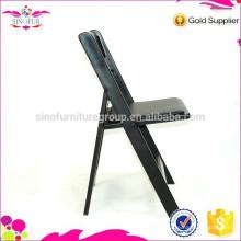 Nouvelle chaise pliante en plastique Sionfur Qingdao nouvelle chaise design