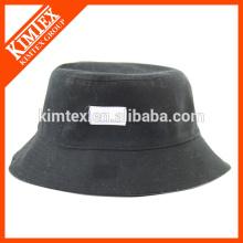 Шляпы нового ведра свободного хлопка равнины прибытия свободного дешевого Wholesale