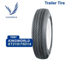 215 / 75D 14 pneu para reboque