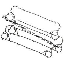 Reemplazo de juntas para el intercambiador de calor de placas Alfalaval M30, Mx25b, Mx25m