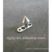 Atacado dermal âncoras corpo piercing jóias