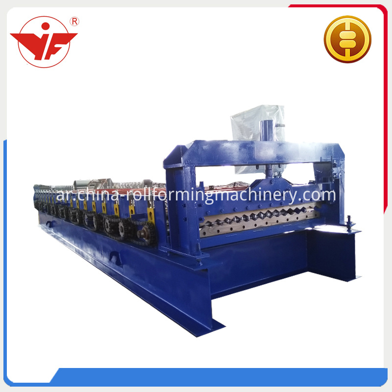 Hot Sale Corruagted Roll Forming Machine