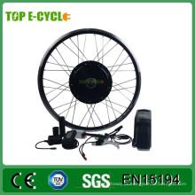 TOP / OEM 36 v 48 v 350 watt 500 watt 1000 watt Elektrische Fahrrad Conversion Motor Kit Mit Batterie