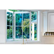 Fließend Entwässerung Küche Doppelglas Aluminiumfenster