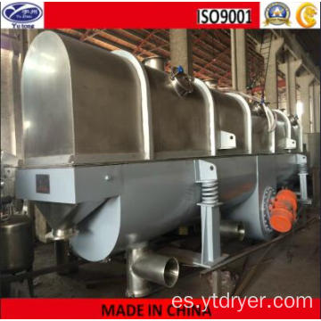 Propanedioic Acid Vibrating Fluid Bed Dry Machine