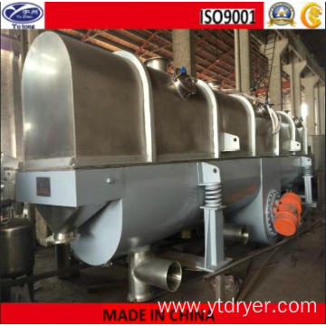 Vibrating Fluid Bed Dryer for Vegetable
