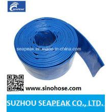 Tuyau PVC Layflat pour pompe