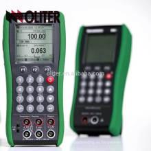 Prueba de temperatura y humedad Proceso multifunción Digital Práctico portátil K tipo MC2-TE Calibrador