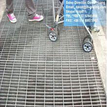 Verzinkte Verkehr Stahl Gitter für Boden