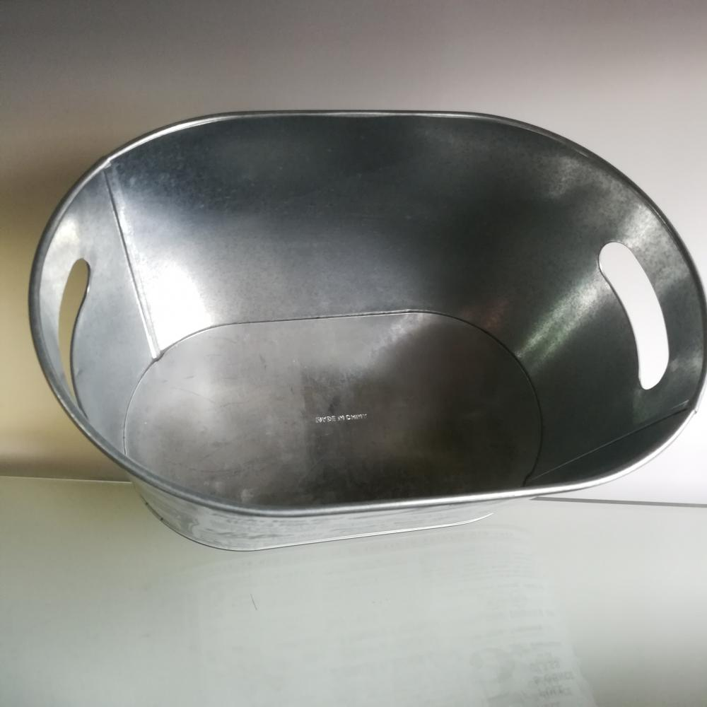 High-quality Galvanized Metal Bucket