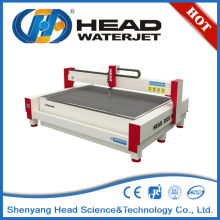 Common used HEAD brand cork plate cutting machine waterjet cutter