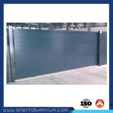 Porta de alumínio automática deslizante principal